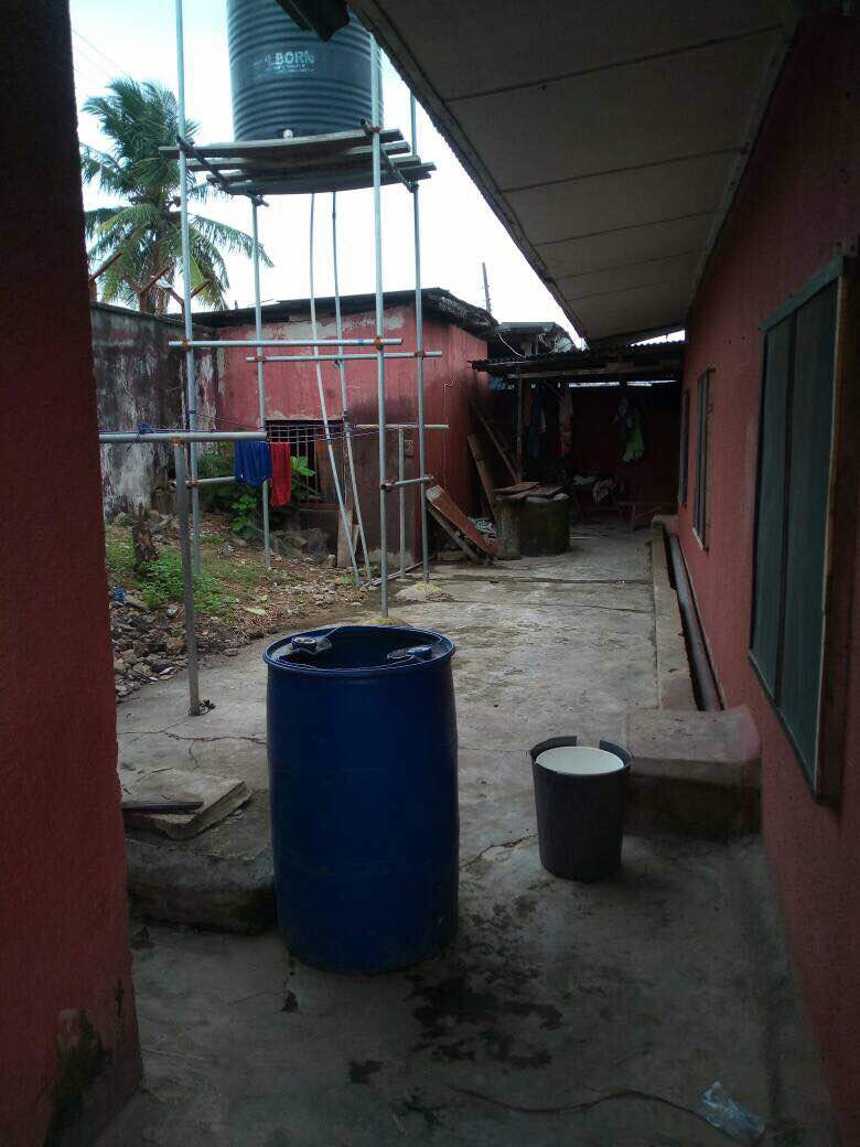 Sales! sales!! Sales!!! of affordable house situated in a secured elite environment up for sale