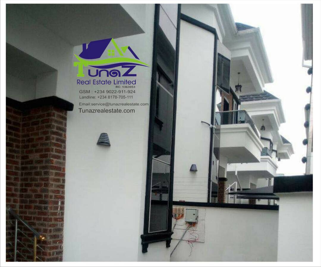 4/5 Bedroom Duplexes Or Terrace Duplexes For Rent In Osapa London.