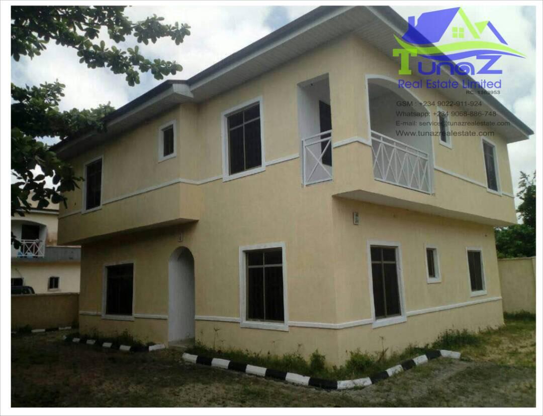 4 Bedroom Duplex In Crown Estate For Sale