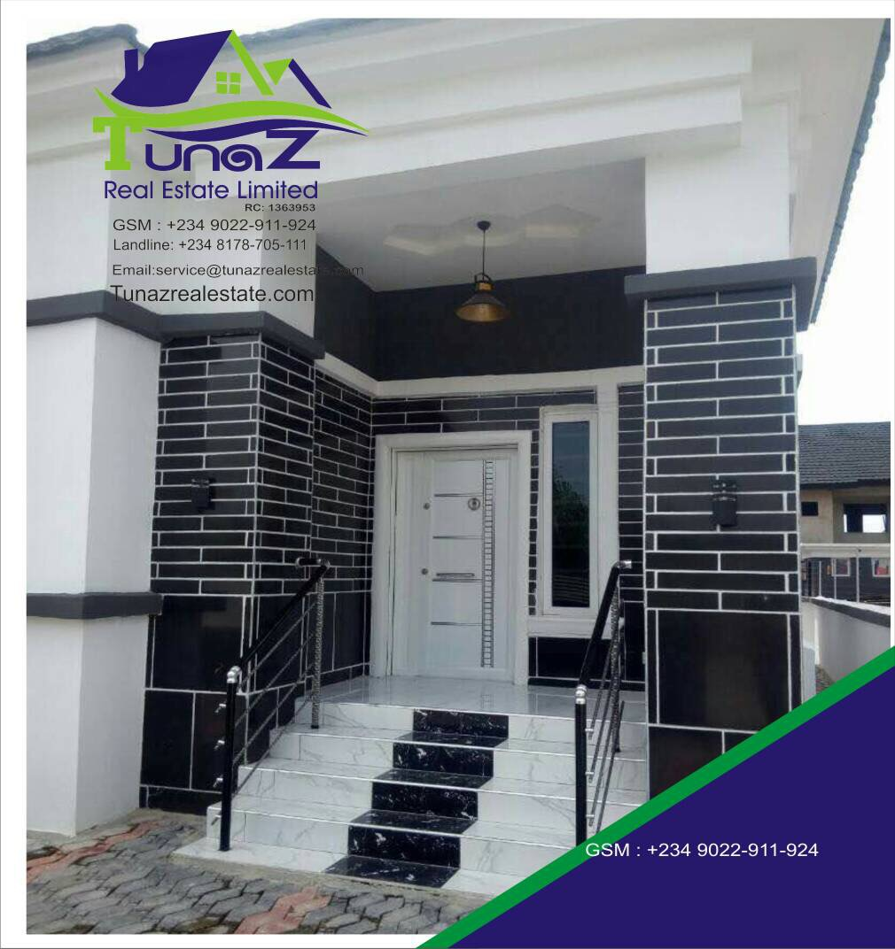 A Brand New Fully Furnished Bungalow With A One Room BQ For Sale