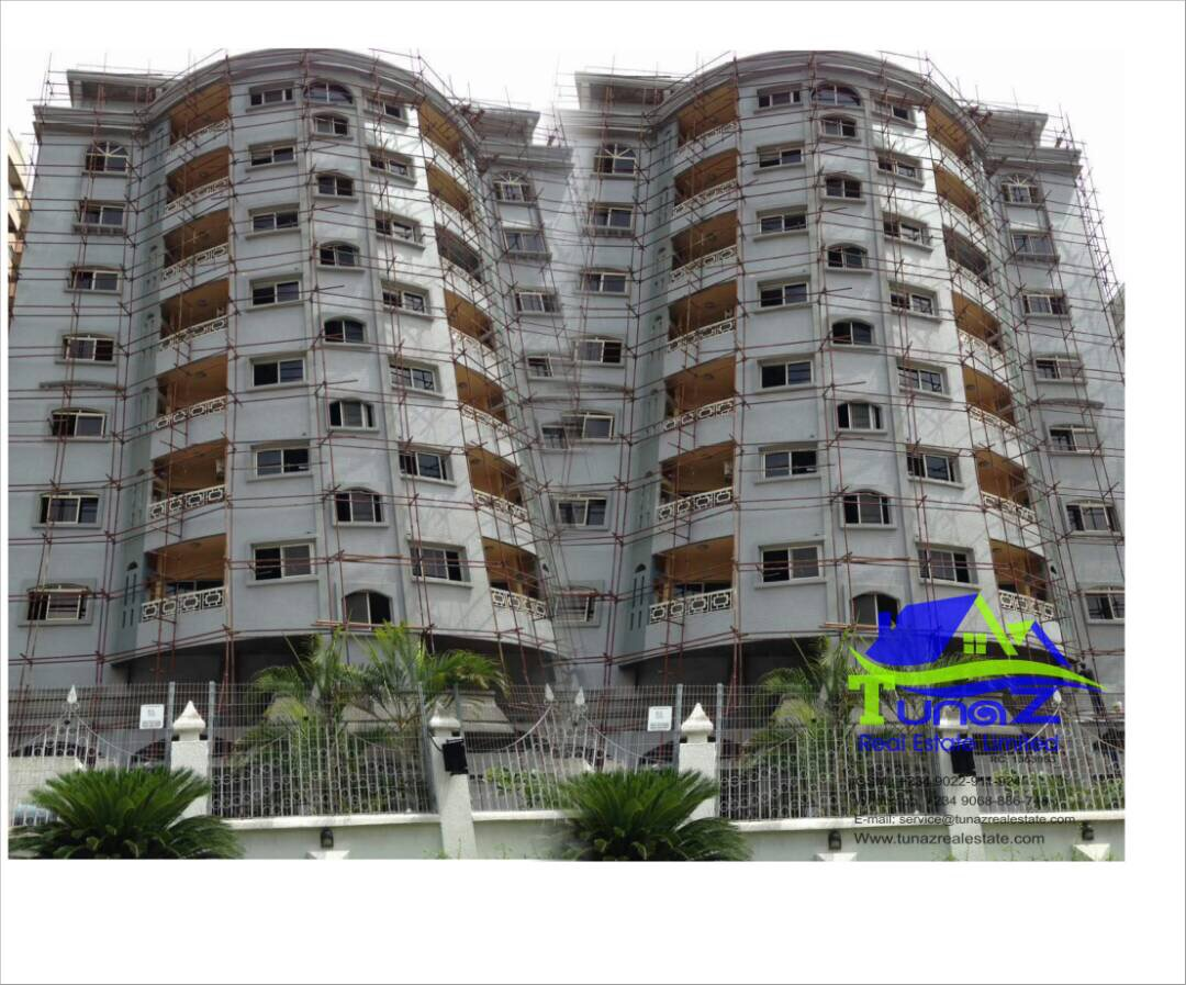 10 Units Brand New 3 Bedroom Apartments With Swimming Pool, Gym For Sale And Lease At Adeola Odeku VI