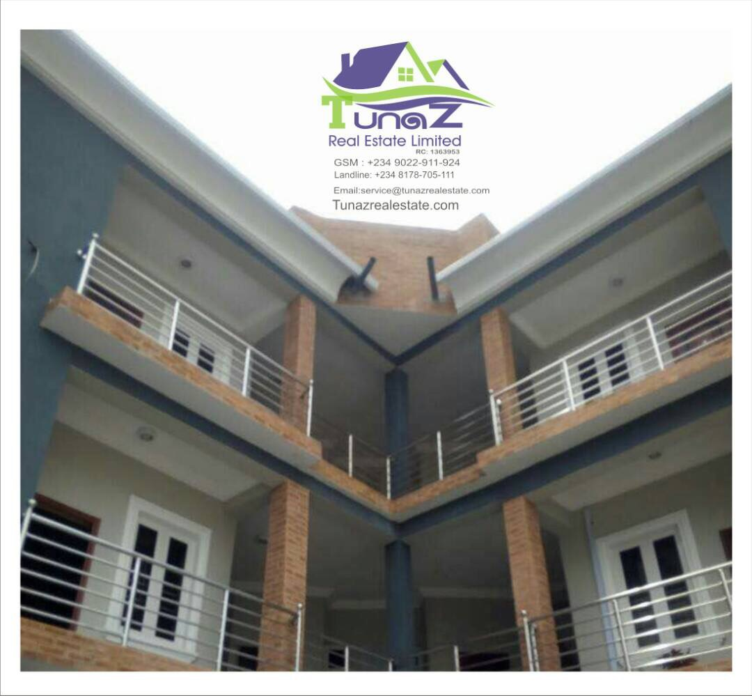 A 4 Bedroom Semi Detached Duplex In Oral Estate For Sale