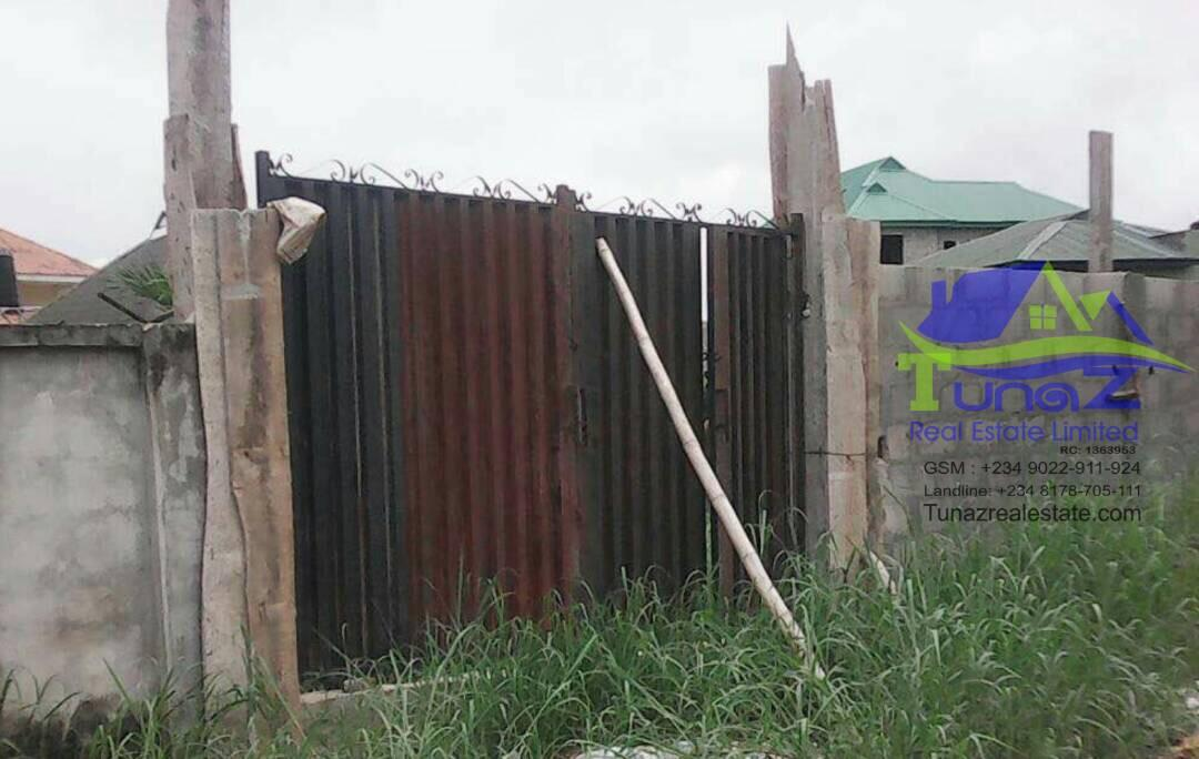 Land for sale at victory estate by Thomos Estate 350 square meter