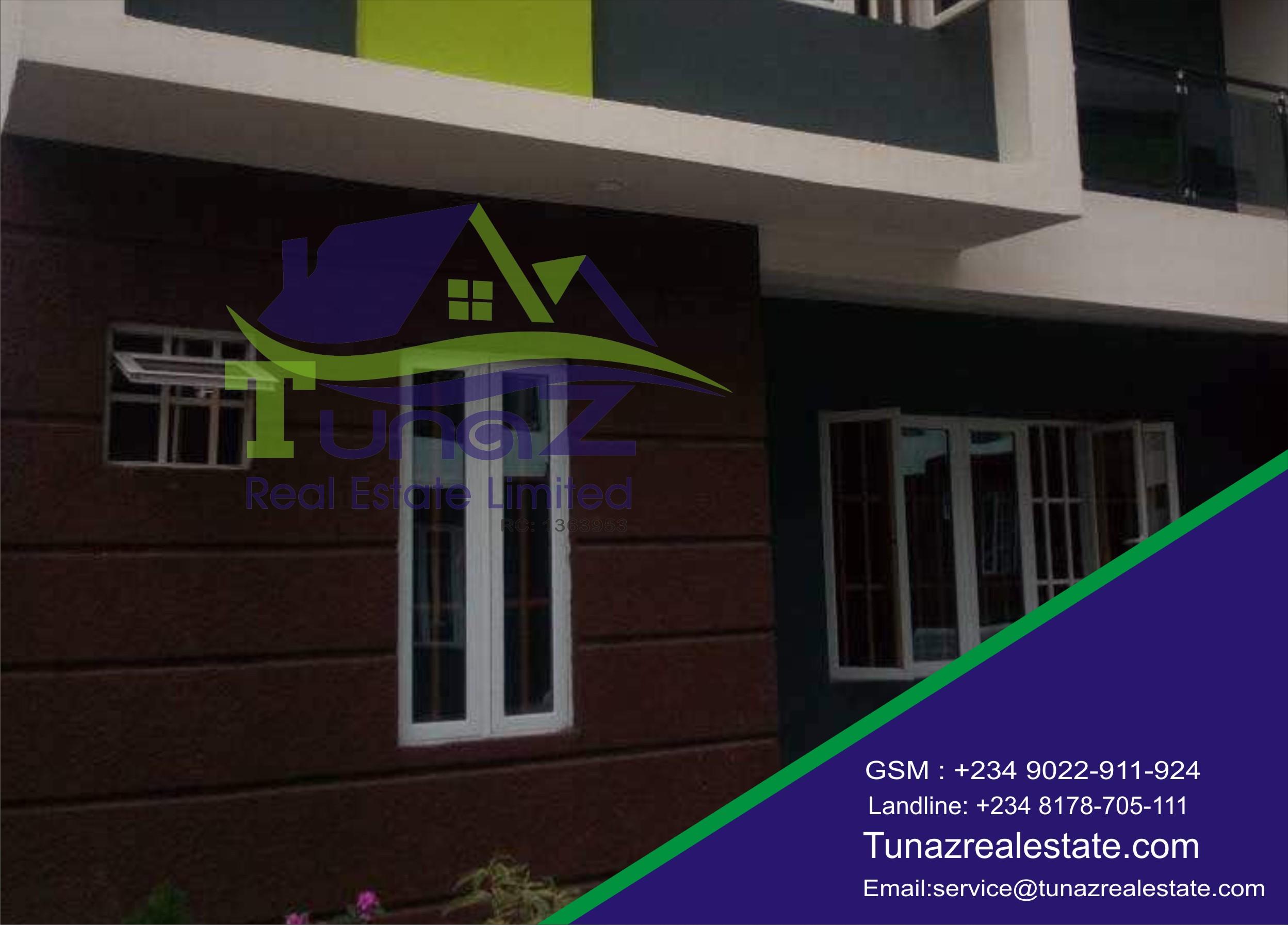 A Beautiful 5 Bedroom Terrace Duplex For Rent