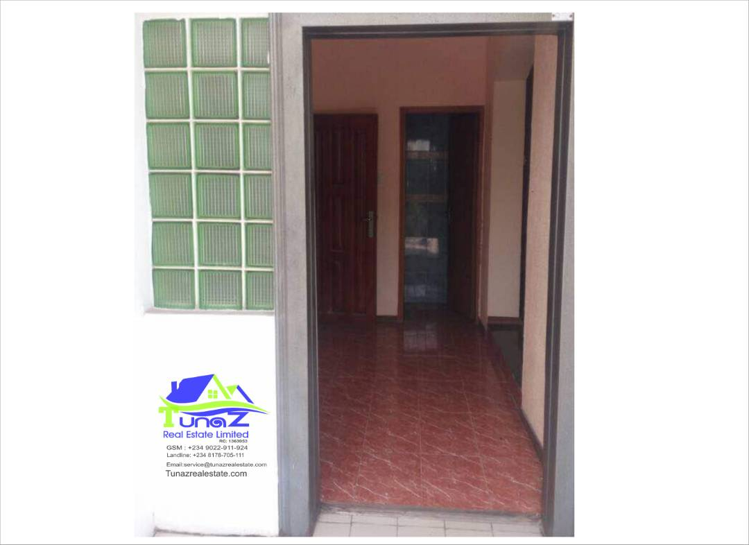 4 Bedroom Semi Detached Duplex With A Room BQ For Sale